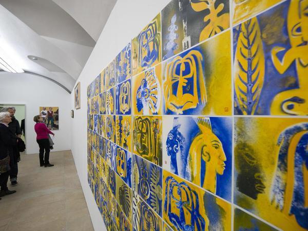 Skulptur, Fotografie, Malerei: Kein Generalthema wurde für die Winterausstellung der Kunstvereinsmitglieder mehr ausgegeben, das Verschiedene ist nun vielmehr Programm.
