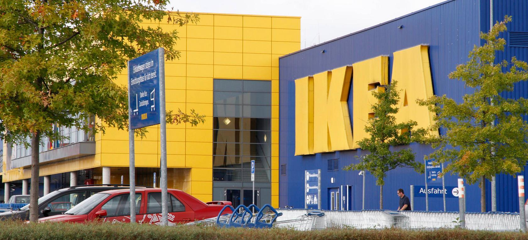 Ikea will in Nürnberg ein Lager- statt eines Möbelhauses errichten - die Kritik aus der Politik ist heftig.