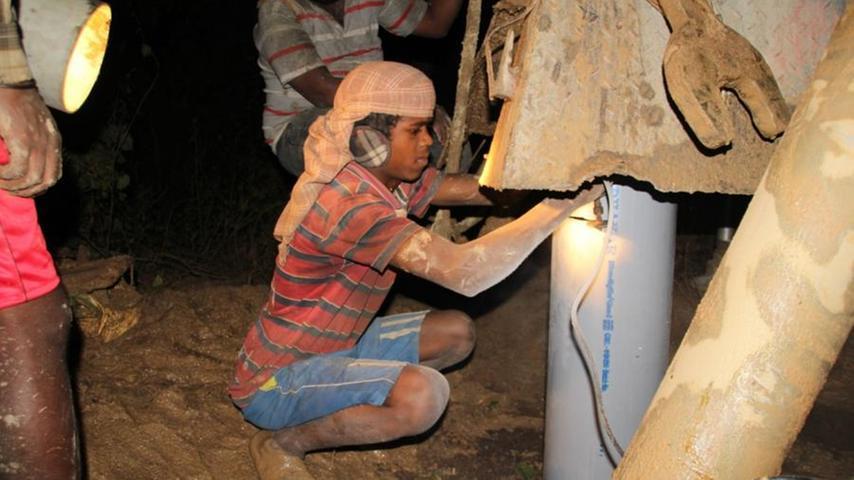 Projekt in Bildern: Die Indienhilfe des FriendCircle WorldHelp
