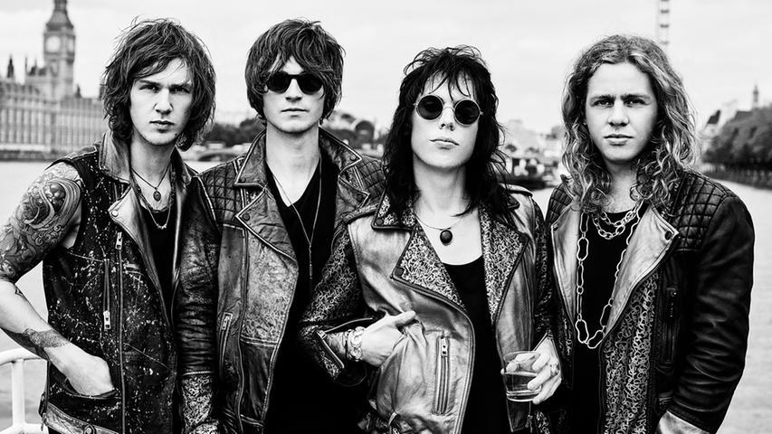 Bekannt sind The Struts unter anderem für ihre dynamischen, mitreißenden Live-Auftritte. Wichtig ist der Band vor allem den Spaß und das Gefühl am Rock ´n Roll zu vermitteln.