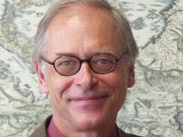 Beschäftigt sich mit dem Pilgern: FAU-Professor Klaus Herbers.