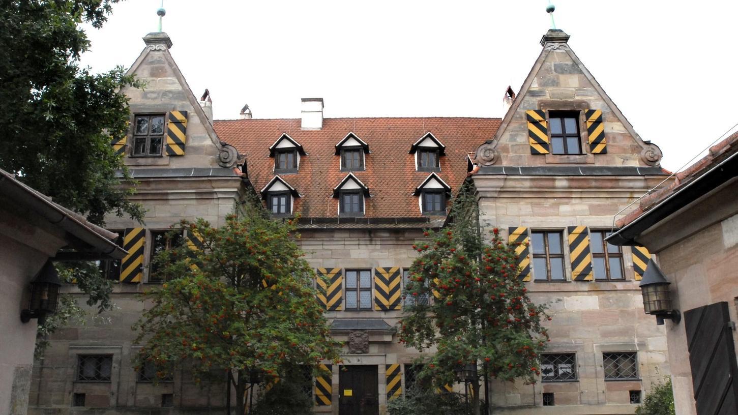 Seit 1986 ist der städtische Kulturladen im Schloss Almoshof.