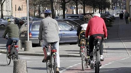 ADFC: Elf Tipps zum sicheren Radfahren in der Stadt