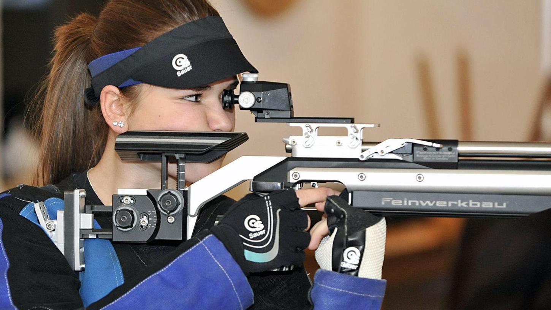 Verena Schmids Trainingsfleiß hat ihr unter anderem EM-Bronze beschert.