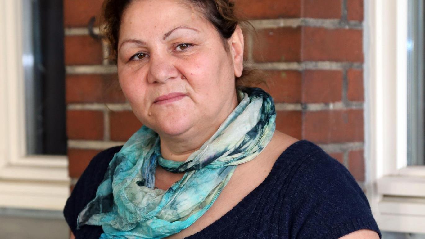 Rasijat Majrkaeva lebt seit vier Jahren in Deutschland. Ihr größter Wunsch ist es, hier bleiben zu können – auch weil ihr Sohn Ahmed fast nur Deutsch spricht.