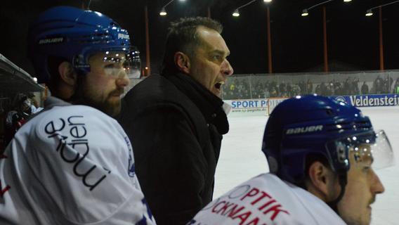 Prestige-Duell mit Ex-Ice Dogs und Trainer Vaclav Drobny - Nordbayern.de
