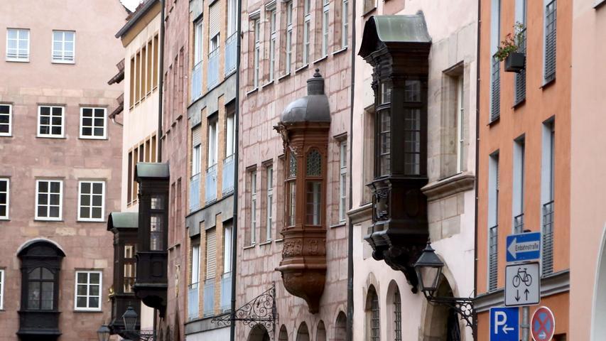 Motiv: Nürnberg im Mittelalter - Die schönsten Ecken der Altstadt (Rundgang Verein Geschichte für Alle e. V.) mit Clemens Handschuch .. ....Datum: 10.01.2016.. ..Fotograf: Roland Fengler....Ressort: Lokales ....Exklusiv