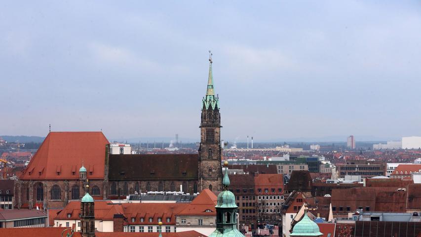 Nürnbergs schönste Ecken: Ein Rundgang durch die Altstadt