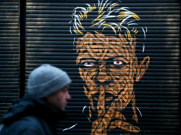 Samson. Zum Tod von David Bowie