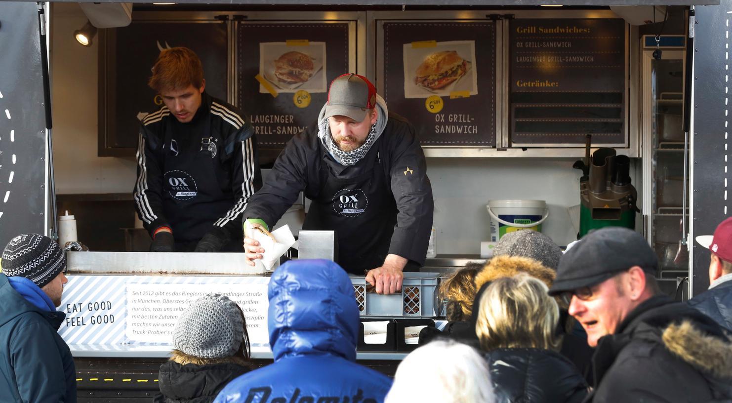 Bei dem aus Franken stammenden Format gibt es diesmal an 26 Trucks wieder leckerstes Streetfood auf die Hand.