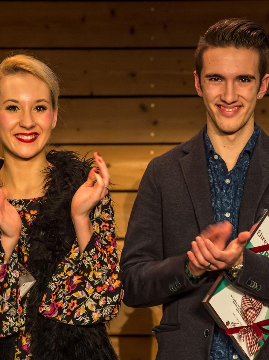 Das männliche Team des Jahres wurde, dank Boogie-Tänzer Tobias Grimm, das Boogie-Mixed-Team mit Lara Vogt.