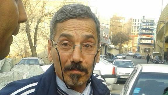 Abdolfattah Soltani bei Antritt eines Hafturlaubs im Januar 2016.