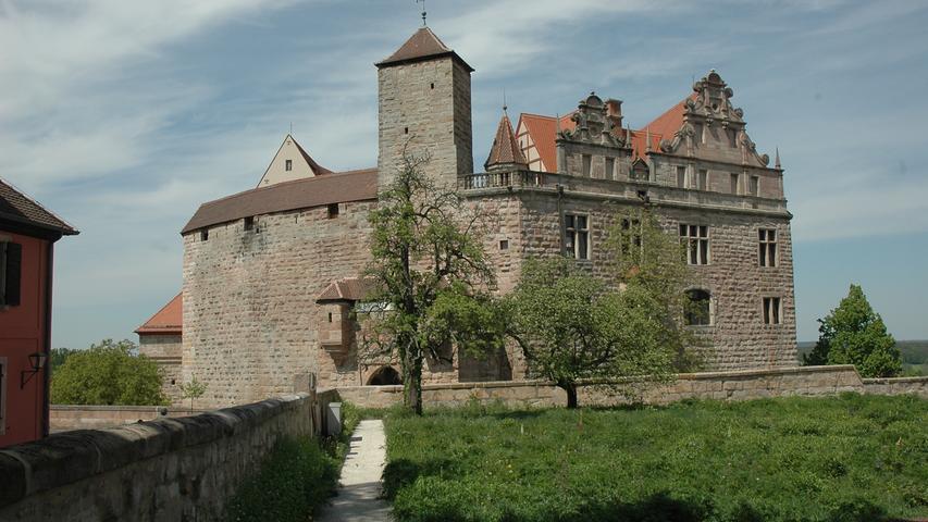 Wie im Märchen: Die schönsten Burgen in Franken