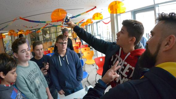 Weinberger Schule Neumarkt
