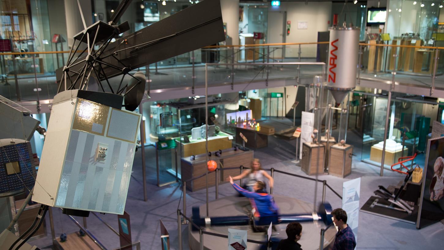 Steht vor der Schließung: Das Deutsche Museum in Bonn.