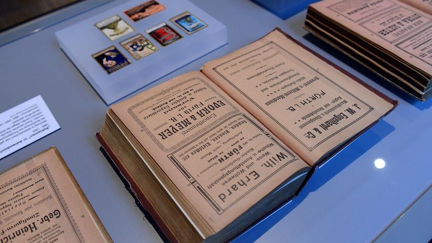 FOTO: Hans-Joachim Winckler DATUM: 19.1.2016..MOTIV: Stadtmuseum - Dauerausstellung zur Fürther Wirtschaftsgeschicht - BIG/Simba