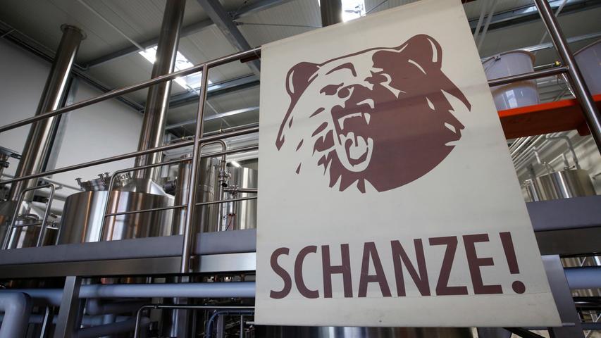 S wie süffig: Ob ein kühles Helles der jungen Marke Schanzenbräu aus Gostenhof oder ein Tucher-Bier als traditionelle Variante: Bier - kann Nürnberg!