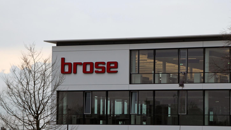 Momentan werden die Büros des neuen Verwaltungsgebäudes von Brose am Berliner Ring eingerichtet. Im März soll mit dem Bezug begonnen werden.