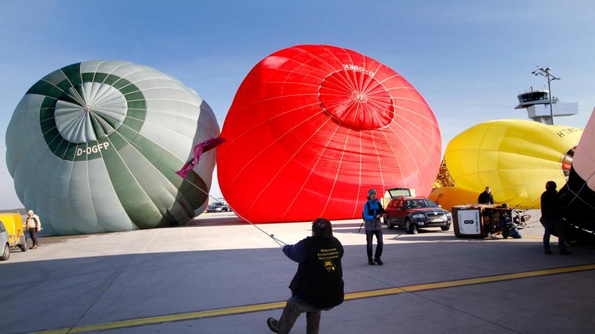 LOKALES Foto: Eduard Weigert Datum: 27.2.16..Frankenballoncup 2016