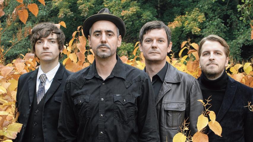Kultstatus hat die Rockabilly-Band Smokestack Lightnin' aus Nürnberg und Schwabach, die schon Plattenaufnahmen in den USA gemacht hat.