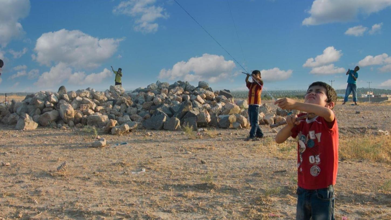 Über 1000 Bewerbungen aus 15 Ländern gingen in diesem Jahr zum Kurzfilmwettbewerb ein. Die elf ausgewählten Beiträge laufen am Freitag, 11. März, um 19 Uhr im Festsaal. Das Foto zeigt eine Szene aus dem türkischen Film