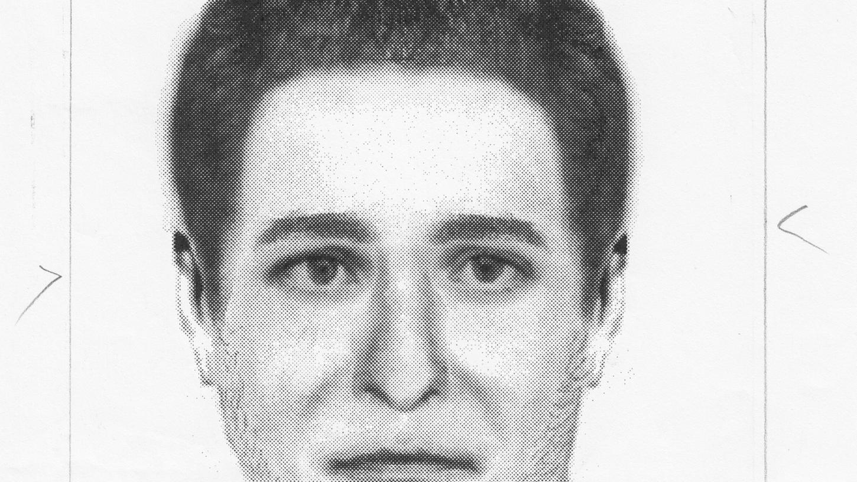 So oder so ähnlich sah er wohl aus, der Mann im Dezember 1995 auf den Betreiber eines Elektrogeschäfts an der Gärtnerstraße eingestochen hat.