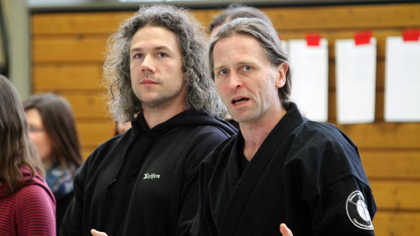Kampfkunstschule lud zum Dürer-Turnier