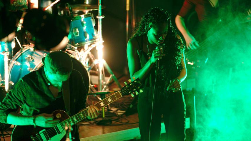 Erste Vorrunde der NN-Rockbühne 2016: Zwischen Bluesrock und Pop