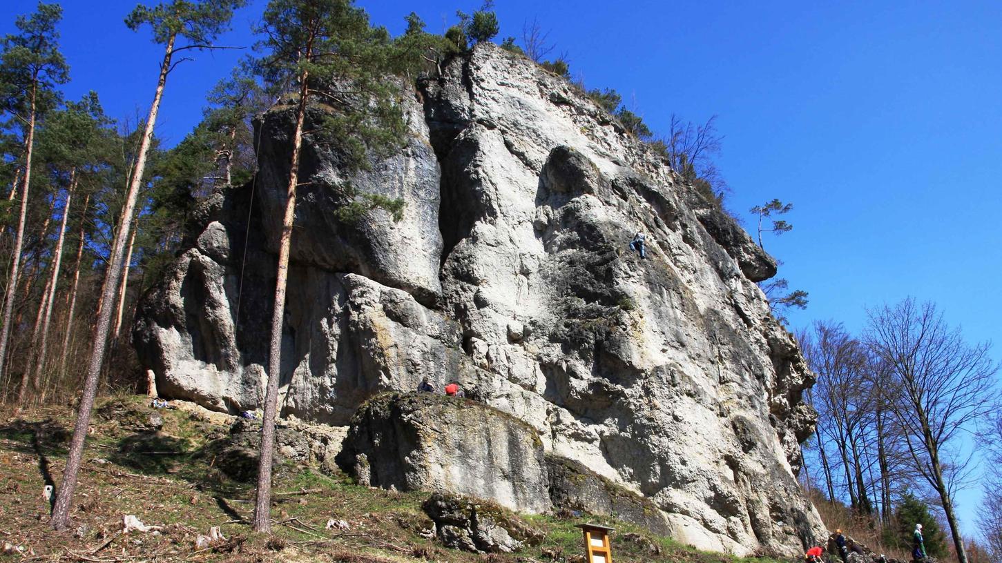 Obertrubach und Egloffstein haben sich bisher touristisch gemeinsam vermarktet. Nun kriselt es.