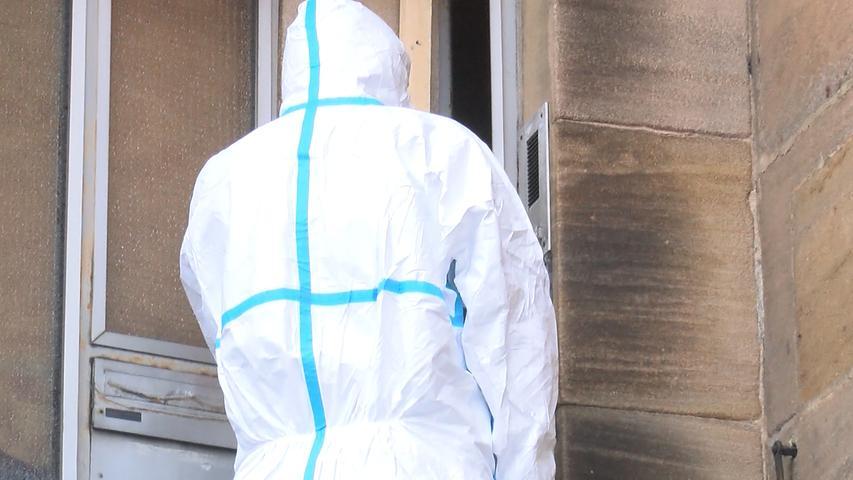 Gewalttat in Fürth? Leiche in leerstehendem Haus gefunden
