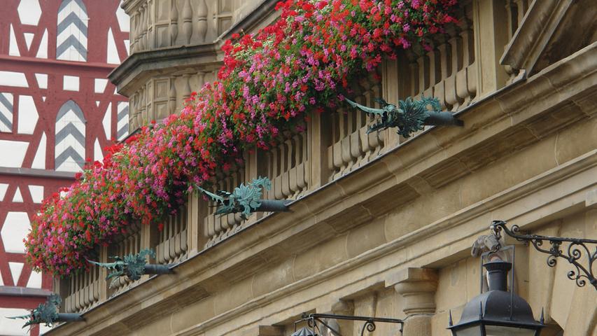 Herausgeputzt: Das sind die schönsten Baudenkmäler Mittelfrankens