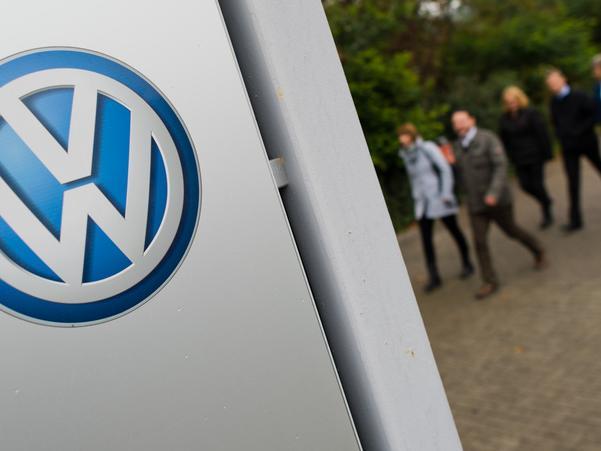 VW will Verwaltungsstellen streichen