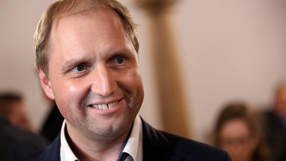 Forchheims Oberbürgermeister? Ulrich Schürr sagt
