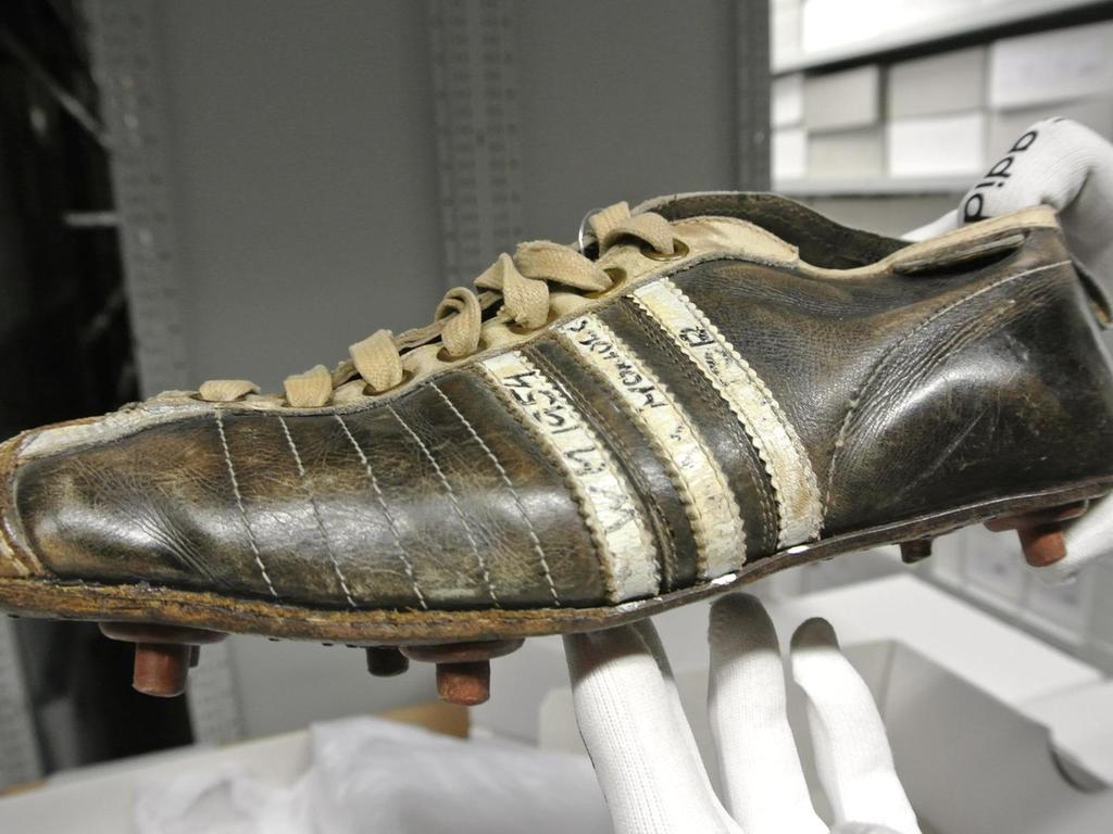 Im Adidas Archiv werden Sammlerträume wahr Herzogenaurach