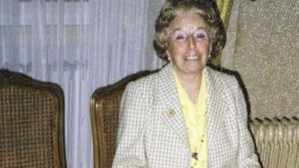 Gabriele Lehmann, die berühmte Nürnberger Anwältin, ist gestorben.