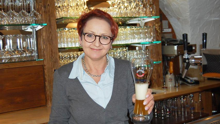 Heidi Dominko führt seit 2013 mit Ehemann Franz die Gaststätte