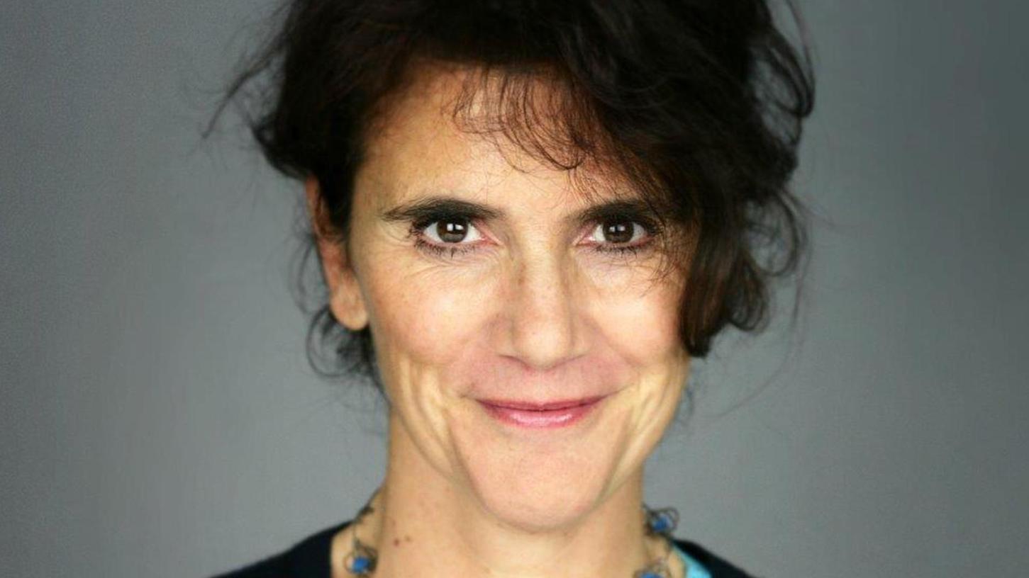 Natasa Dragnic stellt ihr neues Buch vor. Andreas Pohr