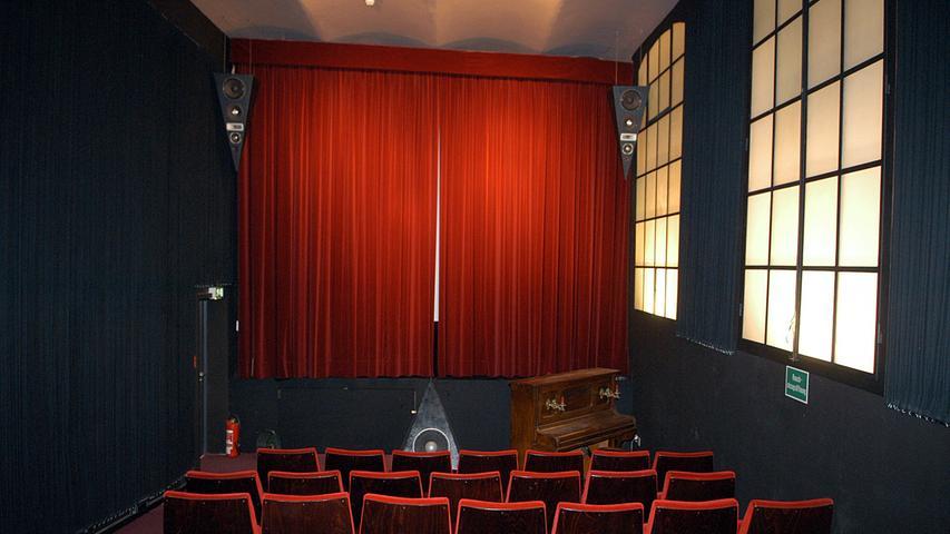 Zwischen Herbst 2001 und Januar 2004 wird das Kino geschlossen, um nach dem Umbau neu zu eröffnen.