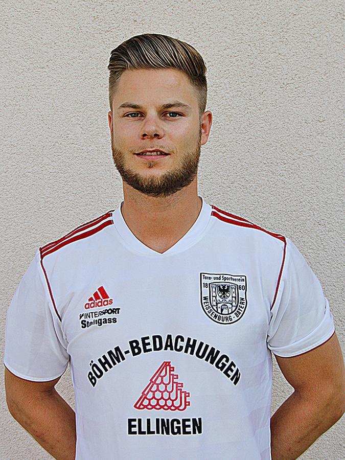 Trifft auswärts fleißig: Nach seinen drei Toren vor Kurzem in Bad Windsheim erzielte Marc Hedwig nun das Weißenburger 2:2 in Mosbach.
