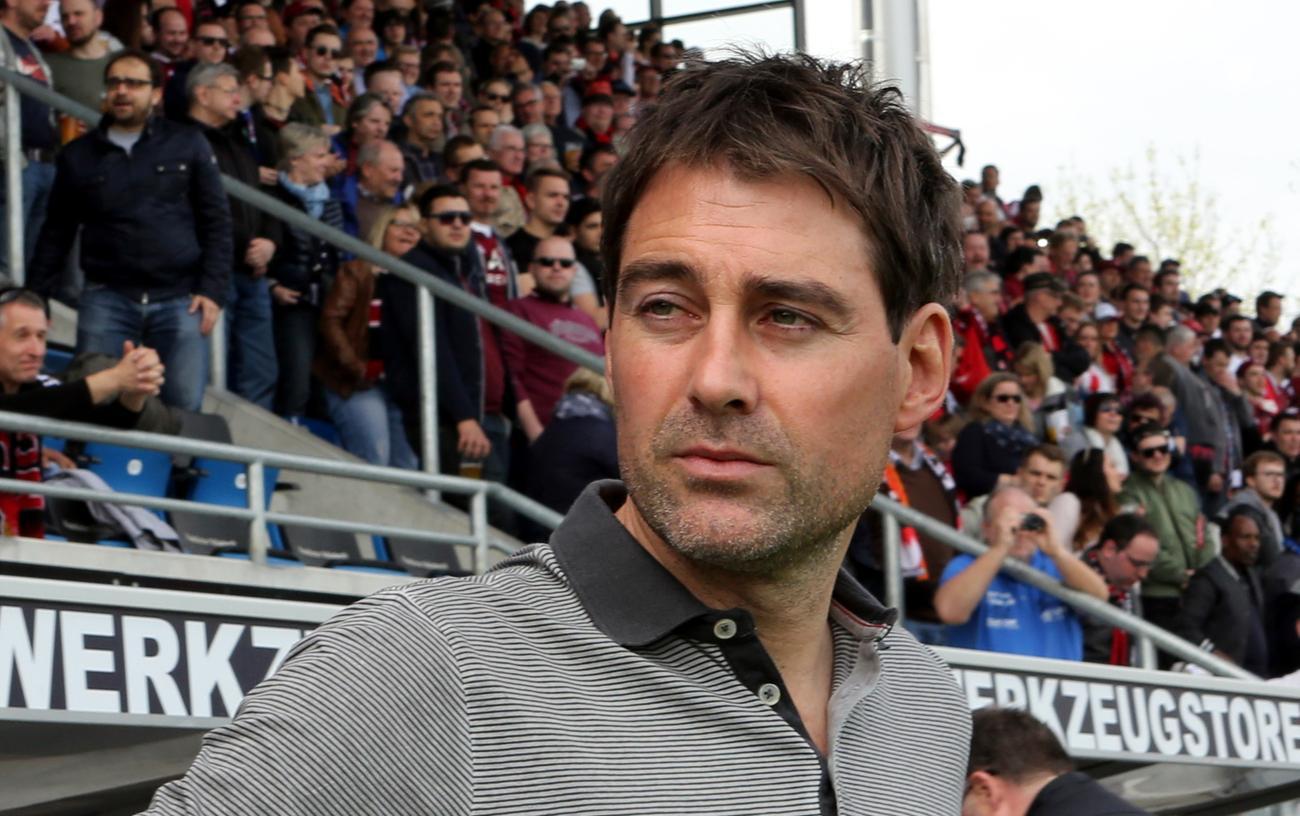 Hat Gefallen am Club gefunden - und umgekehrt: René Weiler wird wohl Trainer beim FCN bleiben.