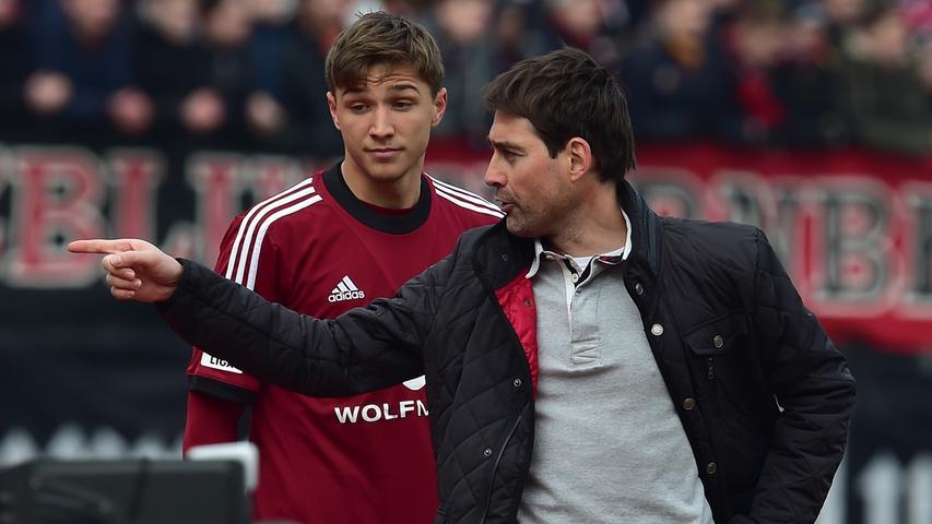 Das nächste unrühmliche Kapitel des Streit-Clubs wird nach dem vierten Spieltag geschrieben. Talent Niklas Stark wechselt für einen Millionenbetrag zu Hertha BSC. Weiler führt gegenüber der Nürnberger Zeitung aus, der Transfer geschehe