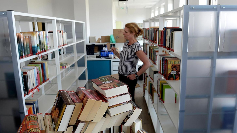 Fürth Endspurt Für Die Bücherei In Der Neuen Mitte Fürth