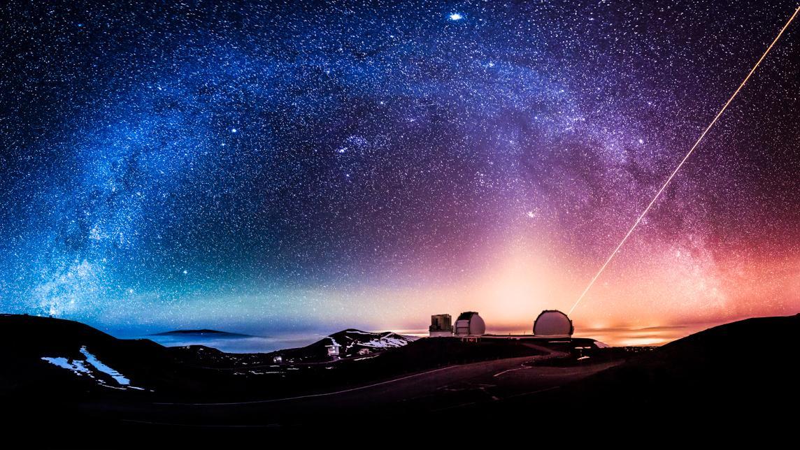 Es gibt Sterne, die rasen mit bis zu vier Millionen Kilometern pro Stunde durch die Milchstraße. Bisher waren sie immer allein unterwegs. Nun haben Astronomen der Uni Erlangen-Nürnberg erstmals ein Pärchen entdeckt.