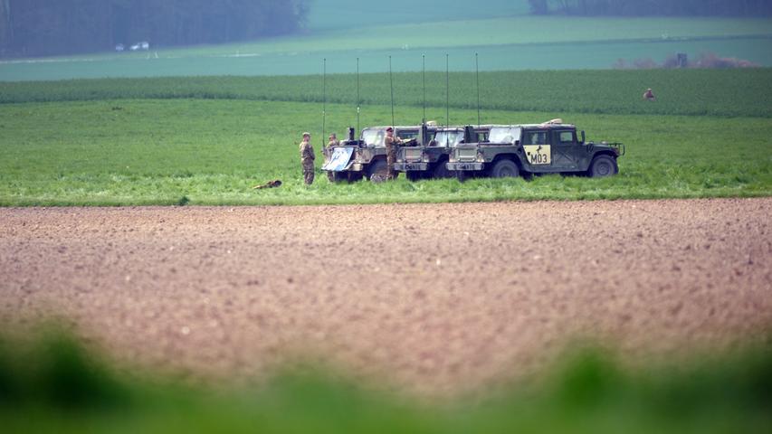 Saber Junction 16 - Luftlandeübung in Hohenfels