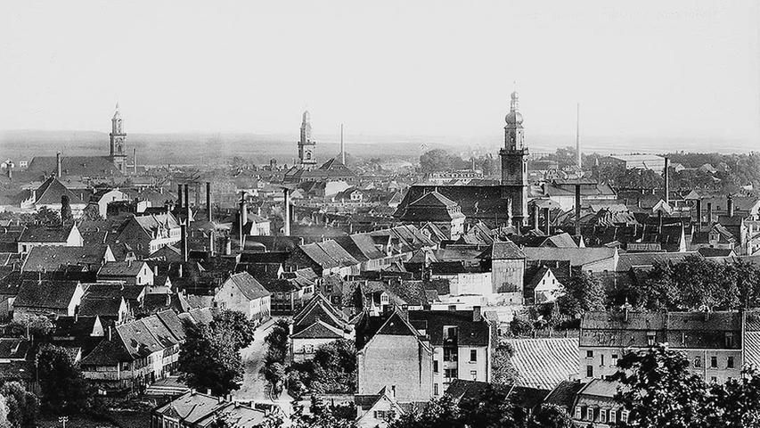 Bier wurde in Erlangen schon im Mittelalter gebraut, bereits im 18. Jahrhundert gab es in der Alt- und Neustadt eine ganze Anzahl kleinerer Brauereien. Richtig rund ging es aber erst Mitte des 19. Jahrhunderts.