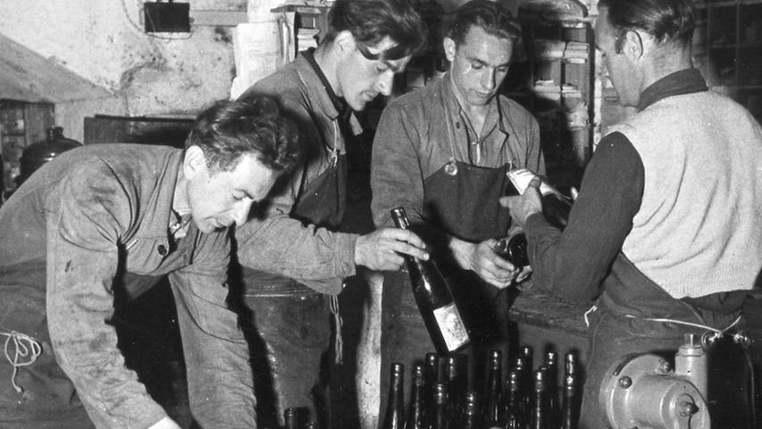 Zu den beiden großen Brauereien Steinbach und Kitzmann gesellen sich mittlerweile viele Hobby-Brauer und die