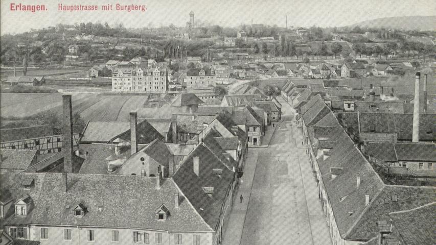 Am Martin-Luther-Platz konzentrierten sich drei Betriebe auf der Westseite, die Niklas Bräu im Norden und die Brauerei Ott im Osten.