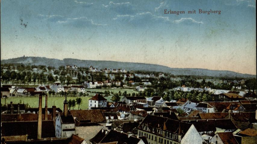 Nach 1890 begann der Glanz der Erlanger Brauereien zu verblassen. Dann kam der 1. Weltkrieg und die Inflation im Jahr 1923.