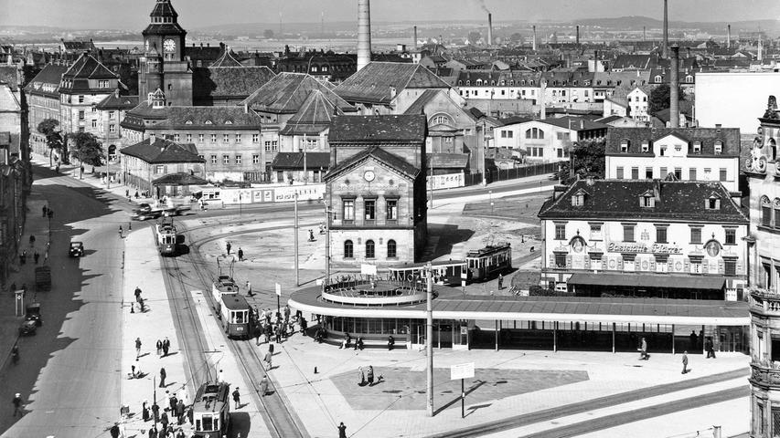 Der Plärrer: Nürnbergs Drehkreuz und Lebensader im Wandel der Zeit
