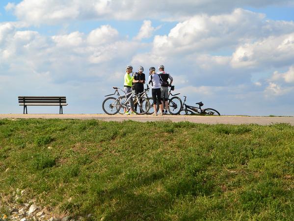 Fahrradtour für SamSon